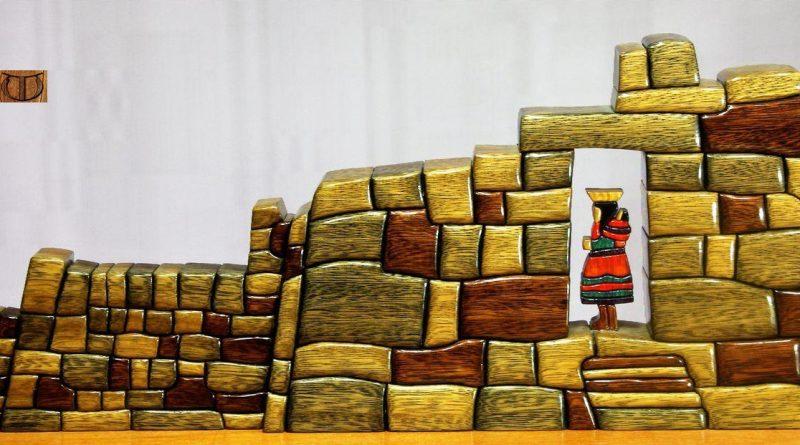 Estatuillas de madera