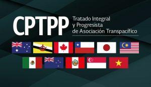 acuerdos comerciales del CPTPP