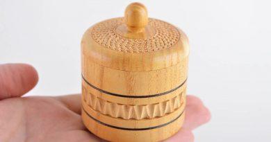 cofres de madera a donde exportar